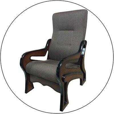 Кресло из дерева Шарлотта