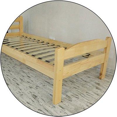 Детская кроватка Зорянка