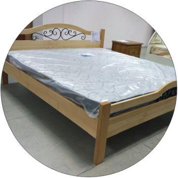 Полуторные и двуспальные кровати