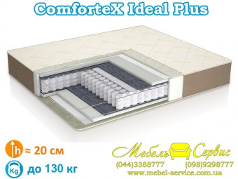 Матрас ComforteX Ideal Plus